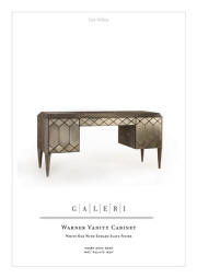 The Galeri | Sofa Tables and Desks